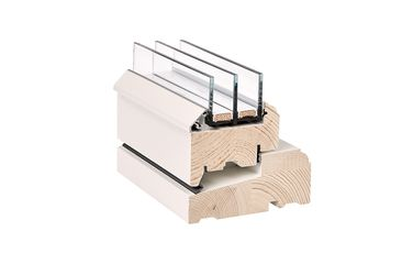 Holz Fenstersystem – Classica Energie